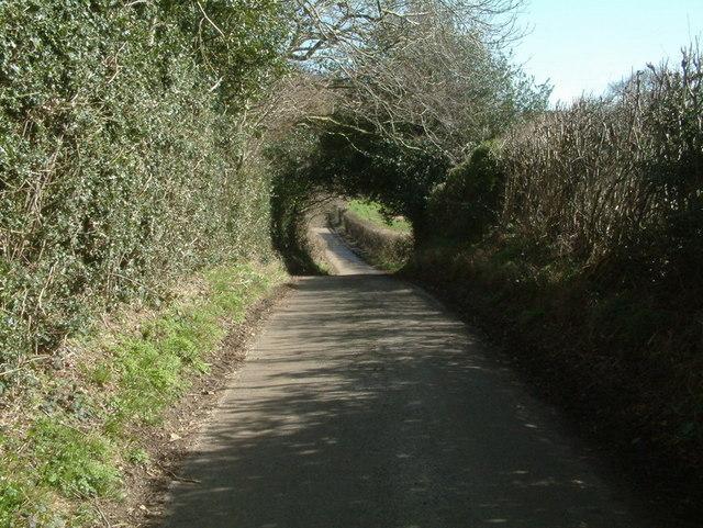 Green Lane near Mugswell