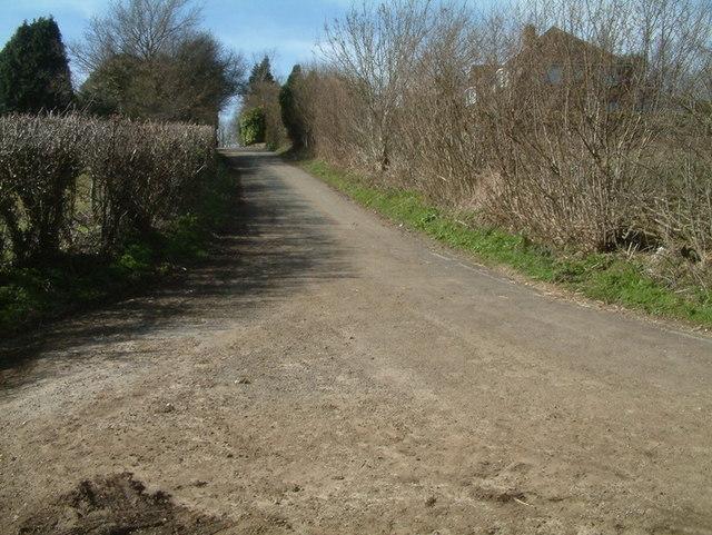 Green Lane, Lower Kingswood