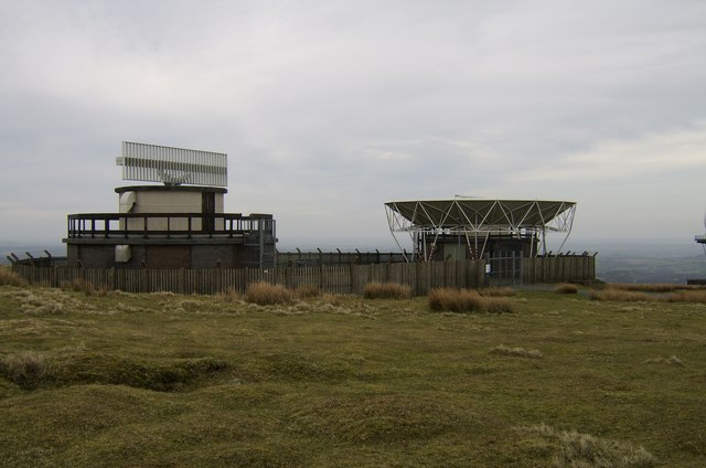 Clee Hill Radar Station