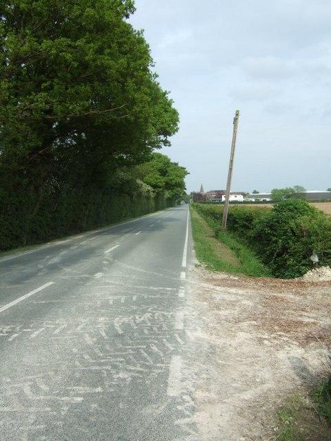 Charlwood Road