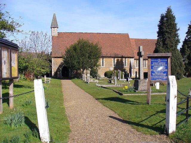 St Luke's Church, Burpham