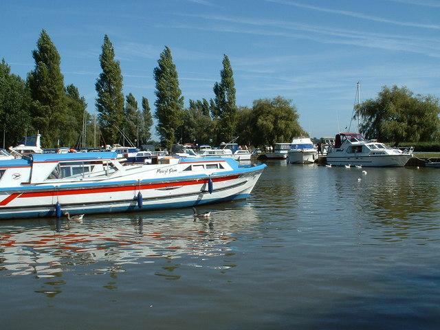 Waveney River Centre Marina
