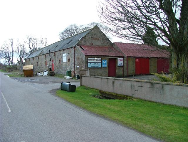 Corntown Garage