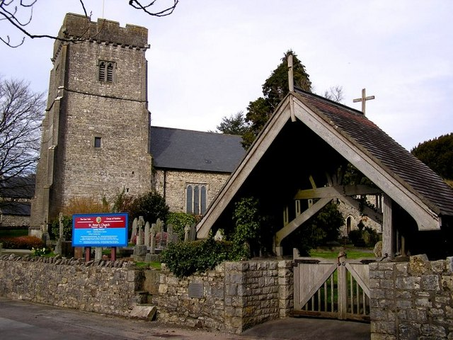 Church, Peterston-super-Ely
