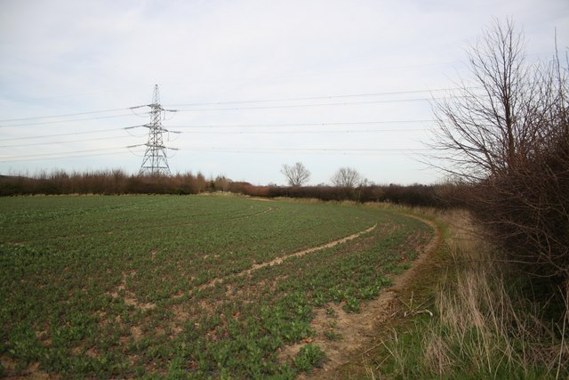 Farmland at South Hykeham