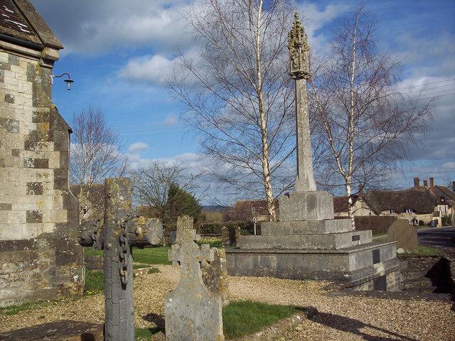 War Memorial, Marnhull
