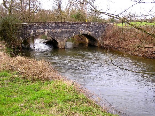 Bridge over the River Ely