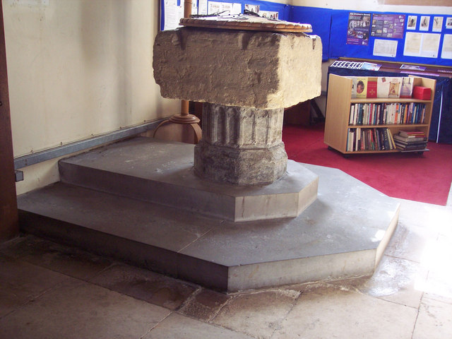 St Gregory's Church, Marnhull - Font