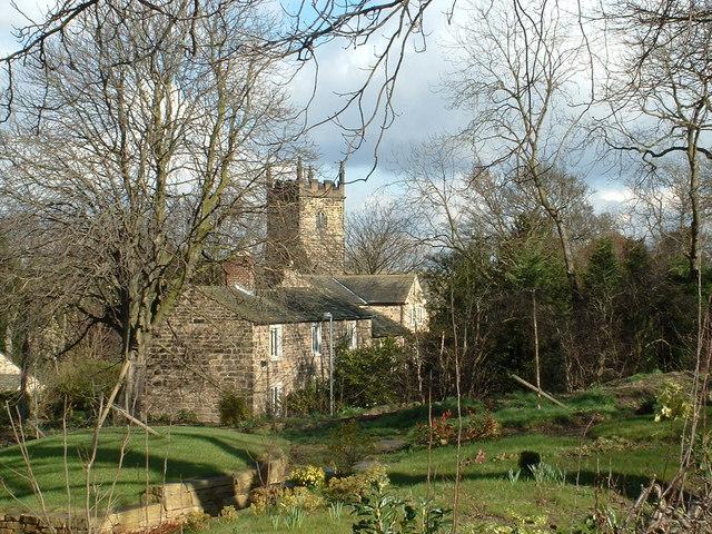 The Cheesecake Inn and Church, Kirkthorpe