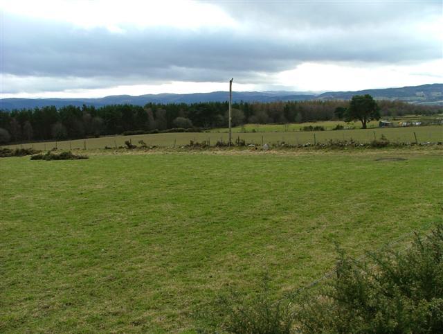 Fields at Drynie Park