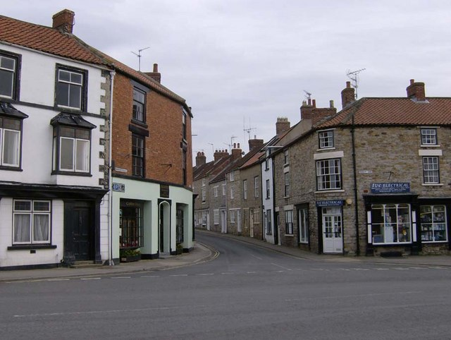 Howe End, Kirkbymoorside