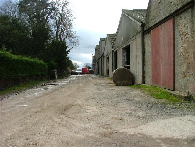 Mains of Kilcoy Farm