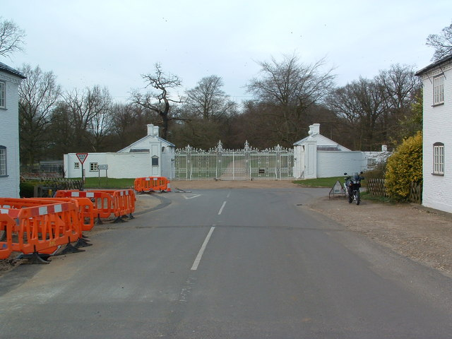 Gates And Roadworks