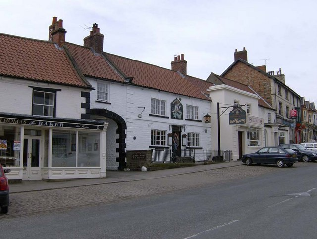 The George and Dragon, Market Place, Kirkbymoorside