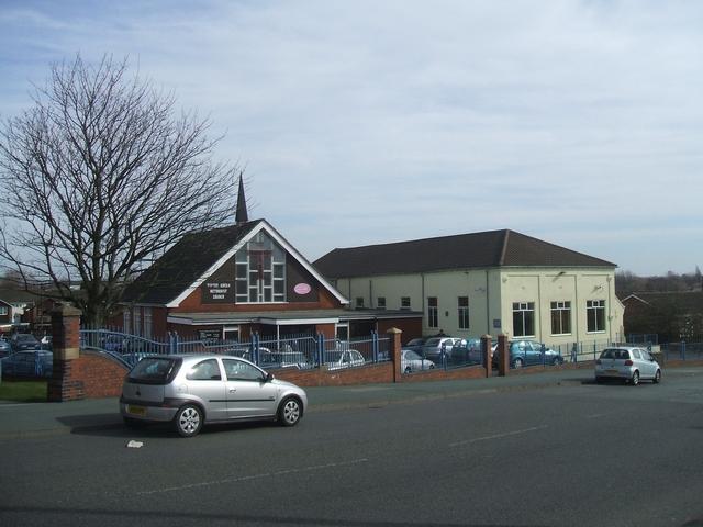 Tipton Green Methodist Church and Church Hall