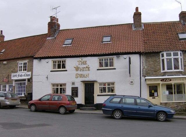 The White Swan, Church Street, Kirkbymoorside