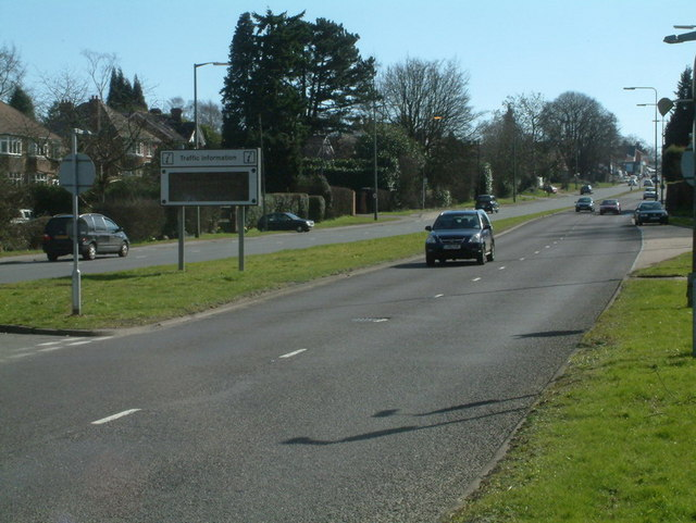 A217 Lower Kingswood