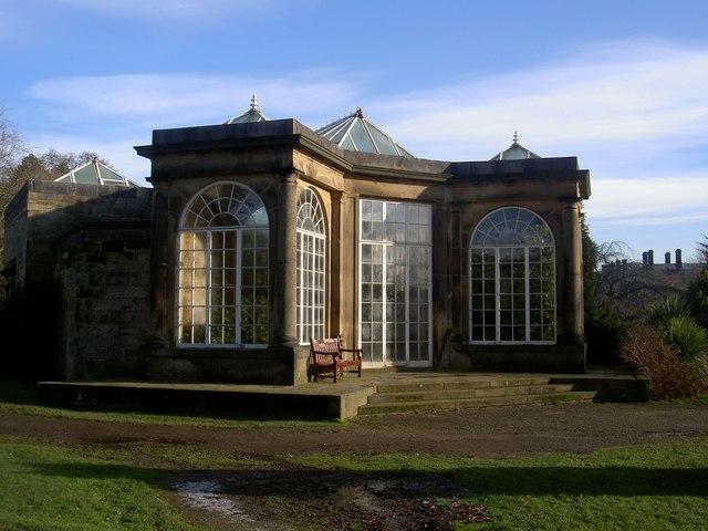 The Orangery Yorkshire Sculpture Park
