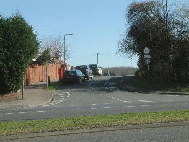 Beechen Lane, Lower Kingswood