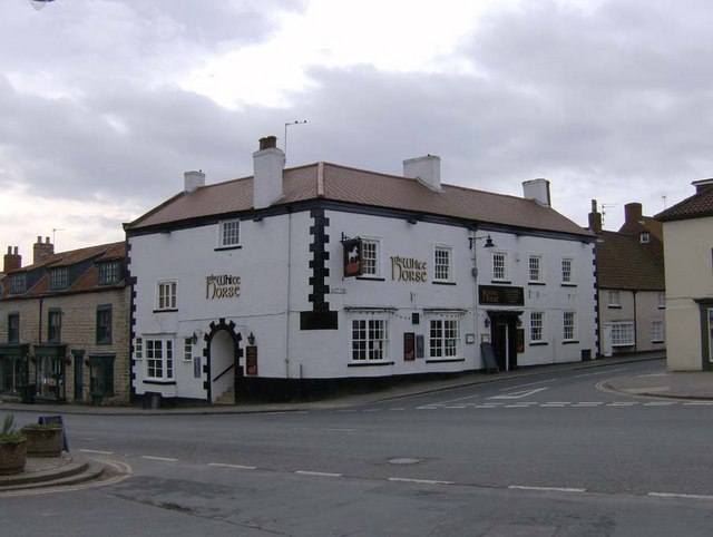 The White Horse, West End, Kirkbymoorside