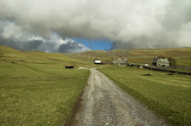 Middle House Farm, Malhamdale