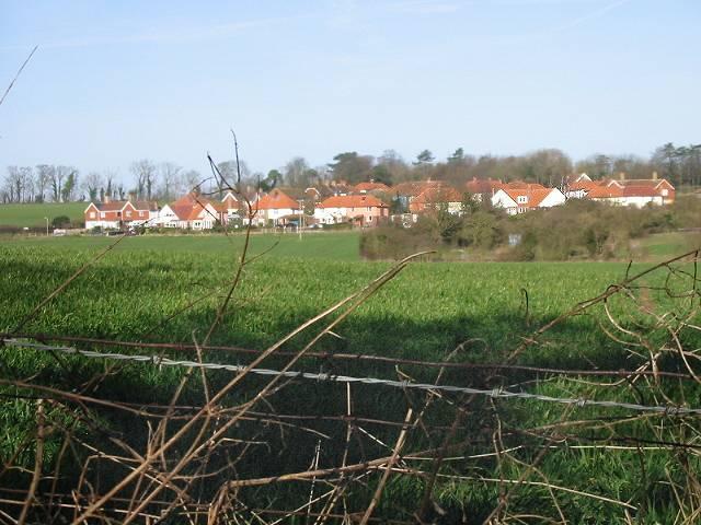 View of Woolage Village
