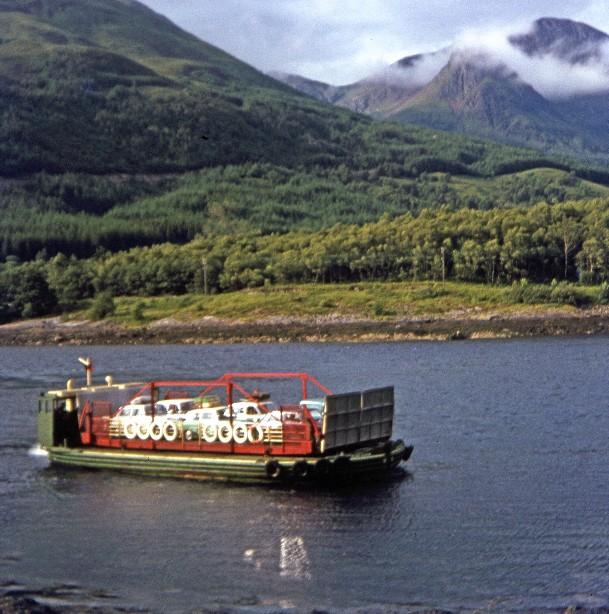 Ballachulish ferry