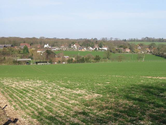 View of Woolage Green