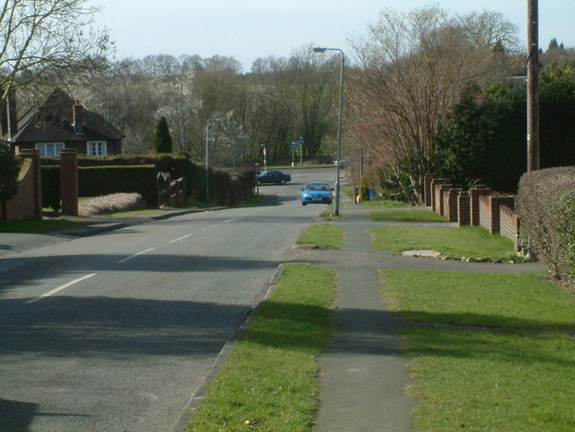 Green Lane, Lower Kingswood