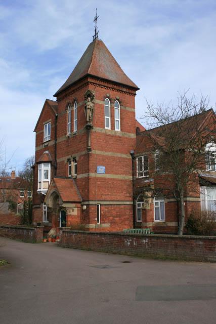 St Edith's House, All Saints Road