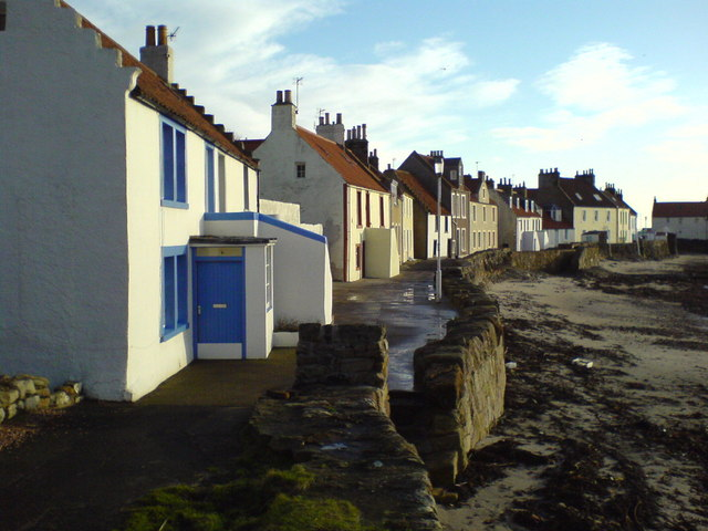 Pittenweem Cottages