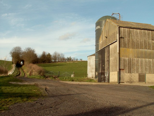 Part of Shotford Hall Farm