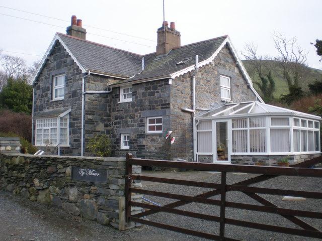 Ty Mawr Cottage.