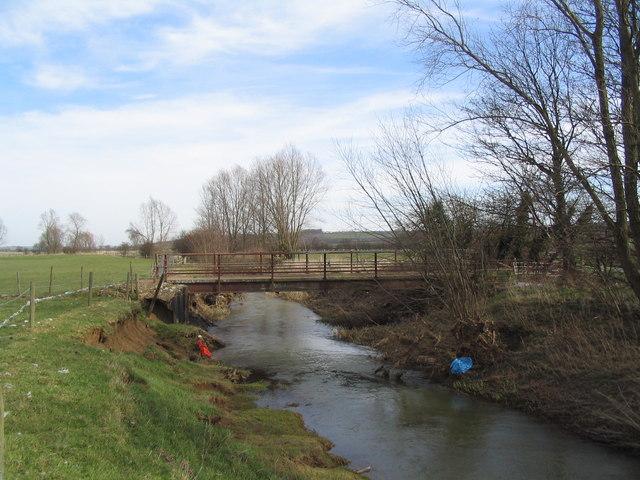 Bridge over the River Welland