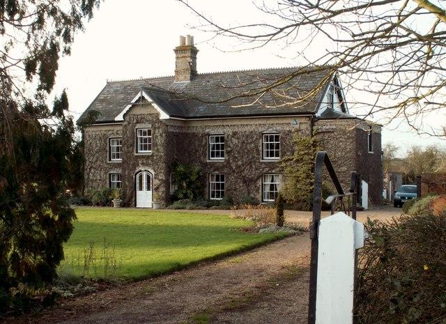 Farmhouse at Waveney House Farm