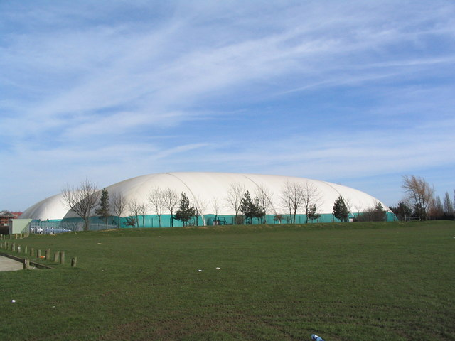 Corby's Indoor Tennis Courts