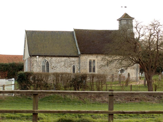 St. Mary Magdalene church at Withersdale
