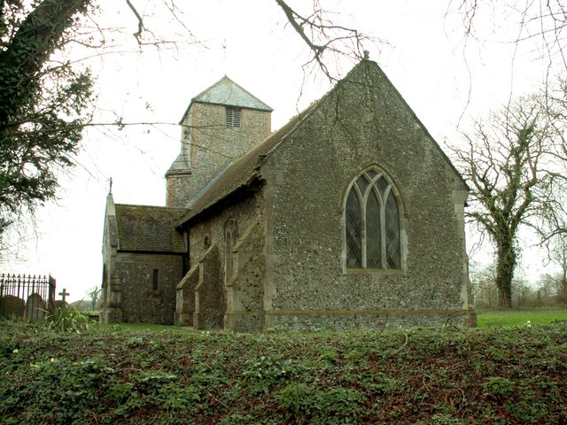 St. Peter's church, Athelington