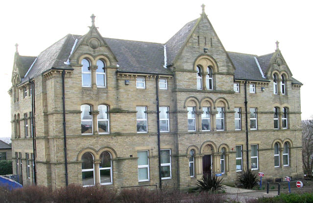Leeds Road Hospital - Admin Building