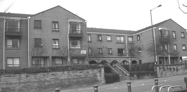 Hazlehurst Court - Leeds Road