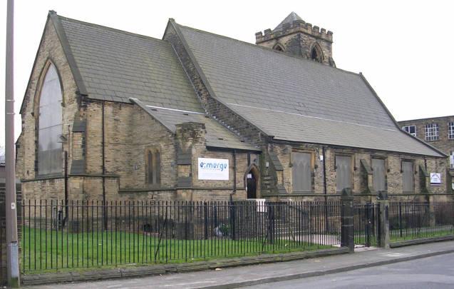 St Mary's Church - Pawson Street