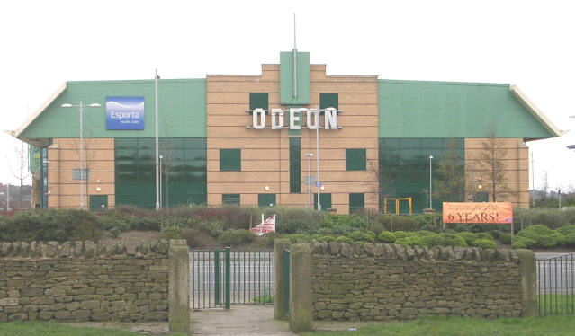 Odeon Cinema - Dick Lane