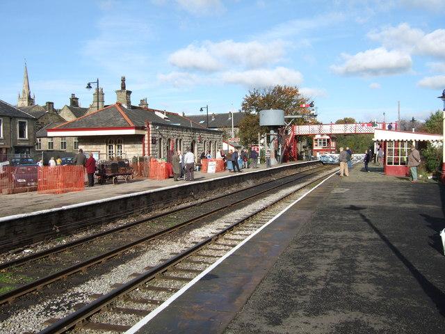 Ramsbottom Railway Station