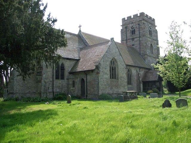Crowle Parish Church