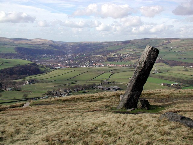 Long Stoup and the Pennine Way