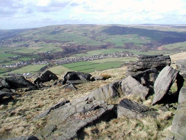 High Stones, Higher Moor