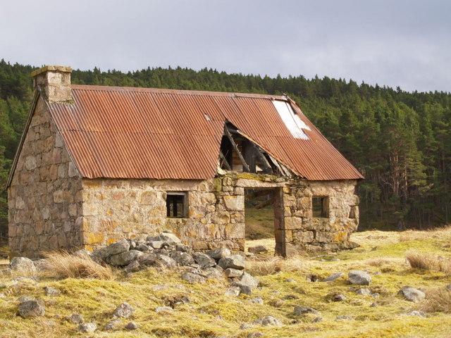 Ruin at Eil