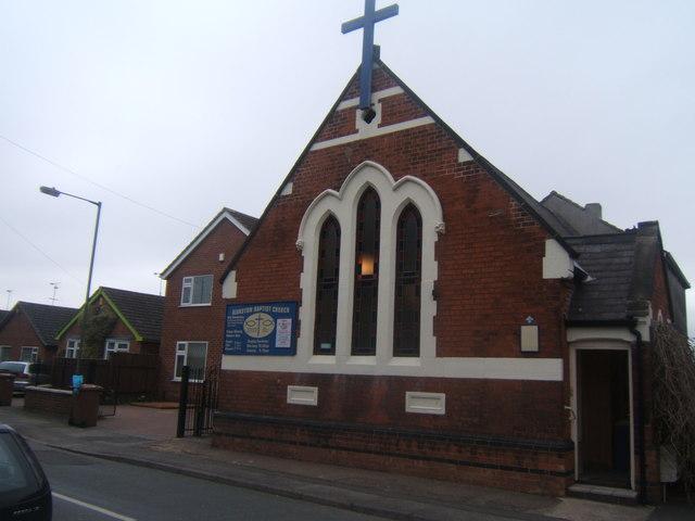 Alvaston Baptist church, Alvaston street, Alvaston