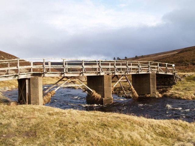 Bridge  at Caggan