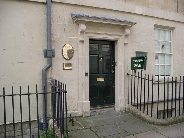 William Herschel Museum, Bath